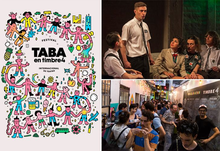The Festival de Temporada Alta (TABA) is celebrating its seventh edition with a international roll-call that includes plays from Spain, Peru, Chile, Uruguay, Colombia, Switzerland, Germany, Finland and Argentina at Teatro Timbre 4.
