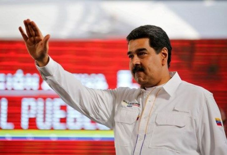 Venezuela's President Nicolas Maduro ordered the border with Brazil closed Thursday.