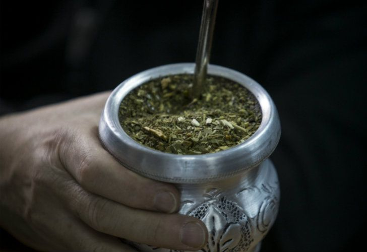An argentinian strong symbol: the mate.