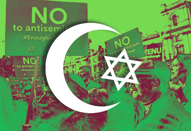 Anti-semitism hits hard on Europe.