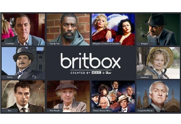 Britbox Advertising