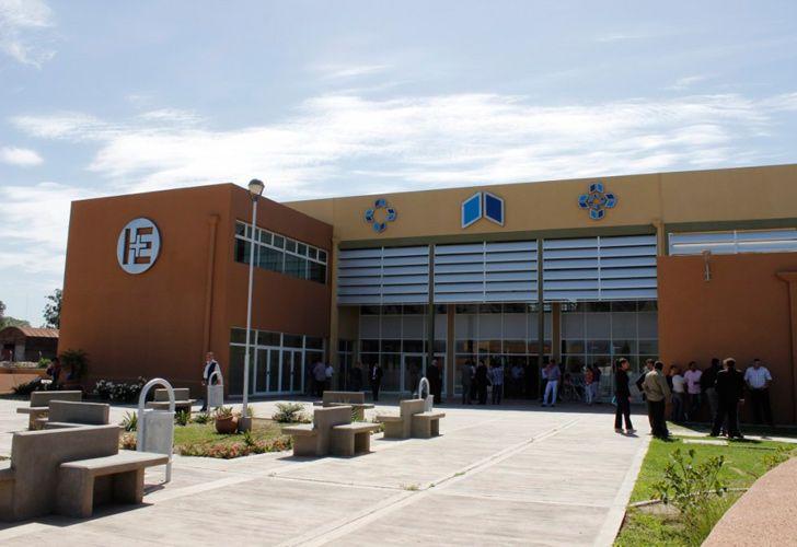 """Hospital del Este """"Eva Perón"""" in the city of Banda del Río Salí, Tucumán province."""