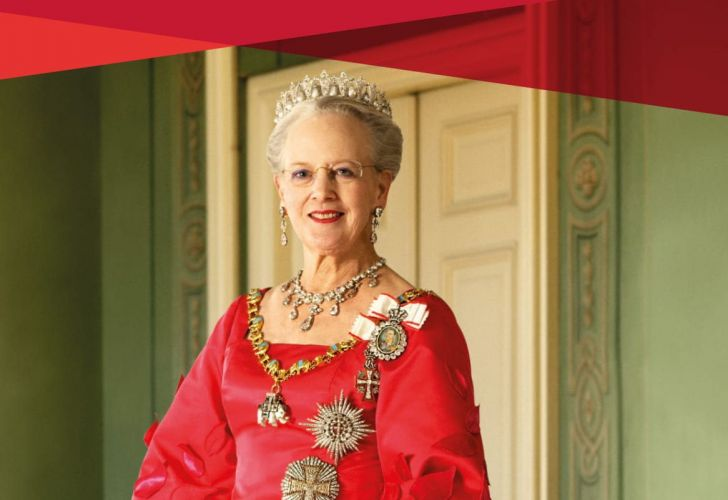 Queen Margrethe II has held the role since 1972.