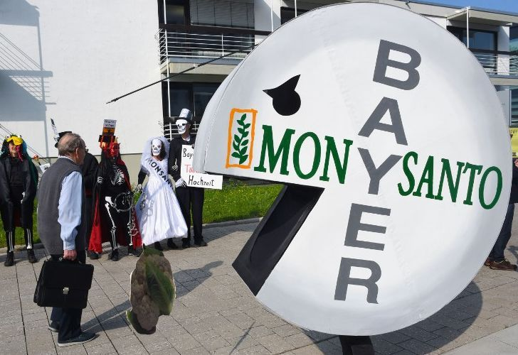 German chemical giant Bayer recently acquired Monsanto, the manufacturer of blockbuster pesticide Roundup that was ruled to cause cancer.