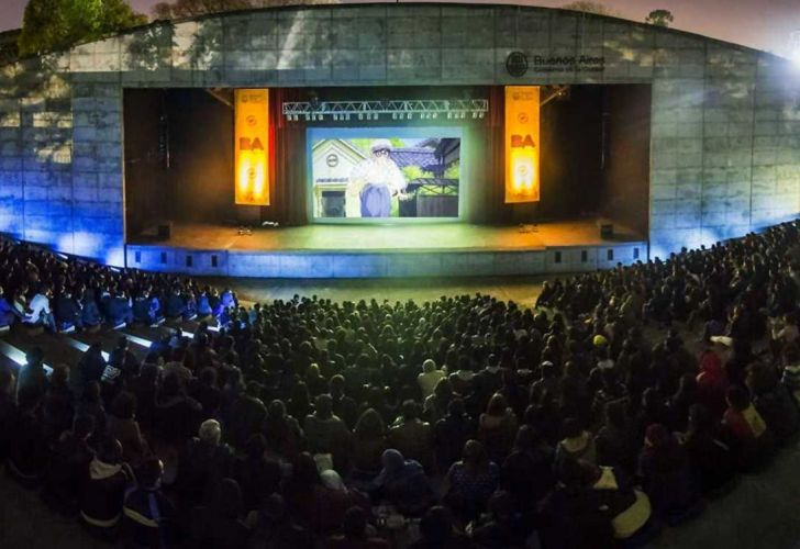 The BAFICI is Buenos Aires' premier film festival.