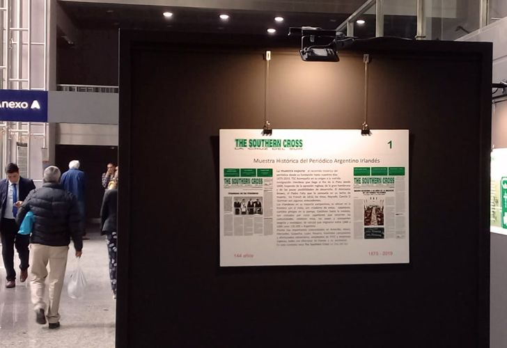 The exhibition is open to the public with free admission until March 22, on the ground floor of Annex A of the Chamber of Deputies (Av. Rivadavia 1841).