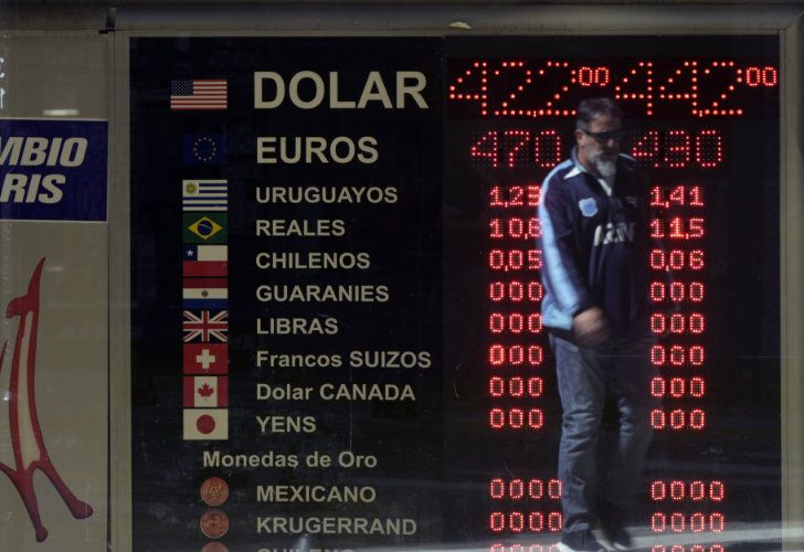 The link between exchange rate and the poverty data.