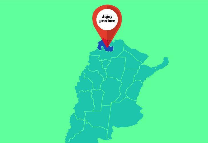 Jujuy province.