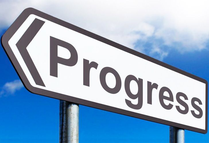 In most walks of life, things keep changing, but that does not mean progress is being made.