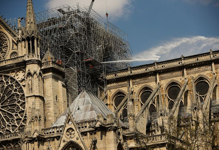 The recent devastating Notre Dame fire in Paris was a warning bell that all of Europe needs to hear, since so many monuments and palaces across the continent are in need of better upkeep according to European officials.