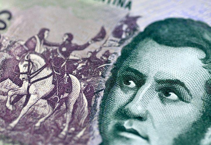 The peso.