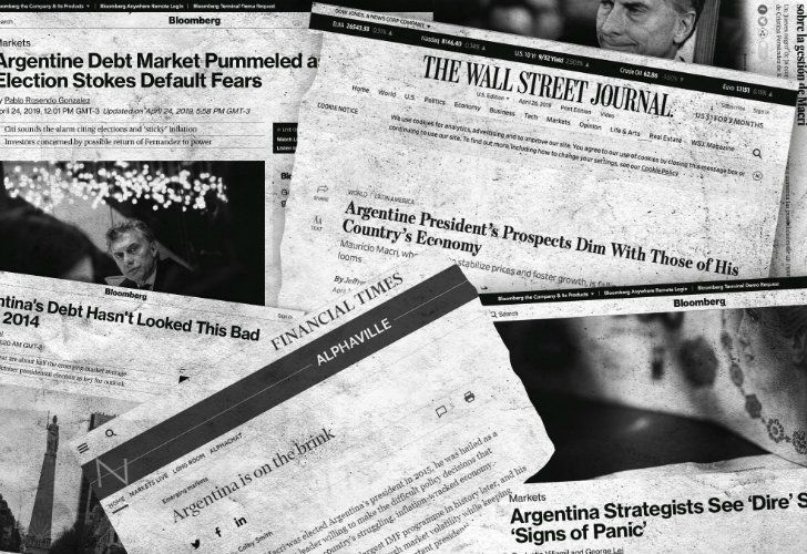 A selection of the negative international headlines that captured the local imagination this week.