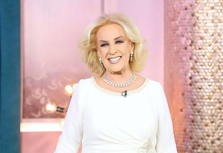 Mirtha Legrand, the veteran 92-year-old actress and TV presenter who has dominated Argentina's screens for decades, is currently in hospital.