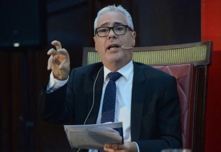 Judge Sergio Torres
